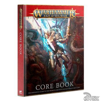Warhammer Age of Sigmar Libro básico | 80-02