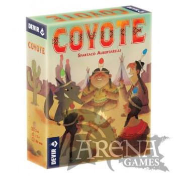 Coyote – Juegos de Mesa – Devir