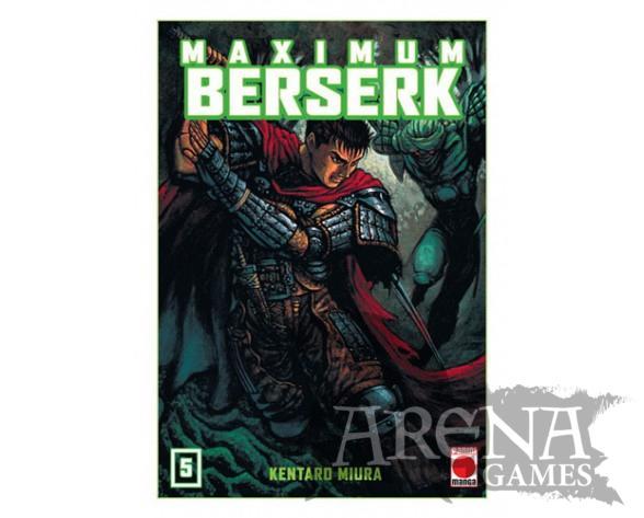 BERSERK MAXIMUN #05 - PANINI MANGA