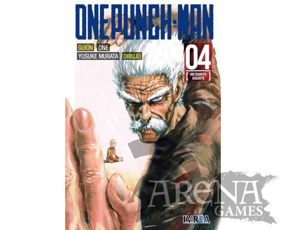 One Punch Man #04 - Ivrea