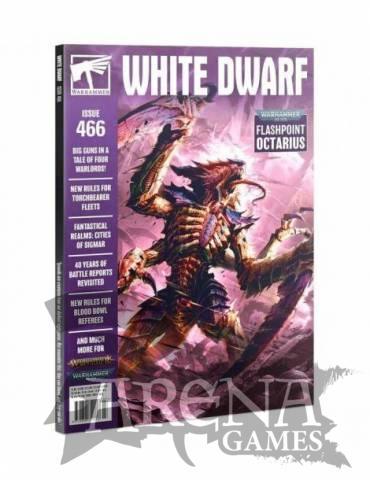 White Dwarf #466 (Inglés)