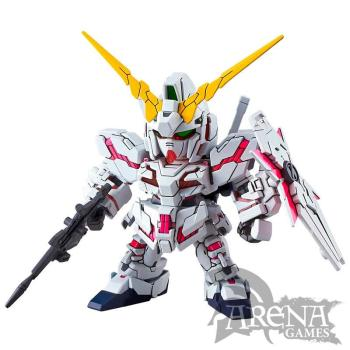 Gundam – Figura Model Kit RX-0 Unicorn Gundam Destroy Mode Mobile Suit Gundam Unicorn 8cm