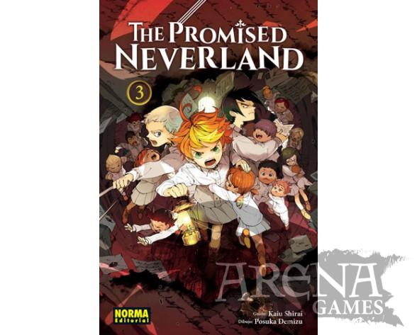 THE PROMISED NEVERLAND #3 – Norma