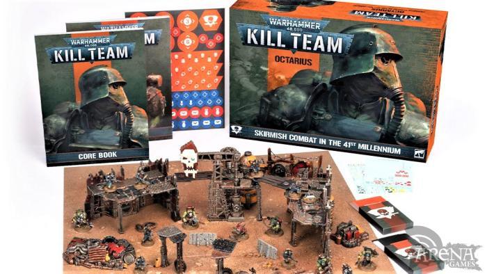 Kill Team: Octarius (Castellano) | 102-10