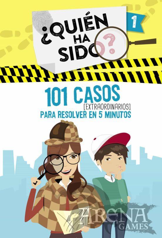 QUIEN HA SIDO 1 101 CASOS EXTRAORDINARIOS - Alfaguara