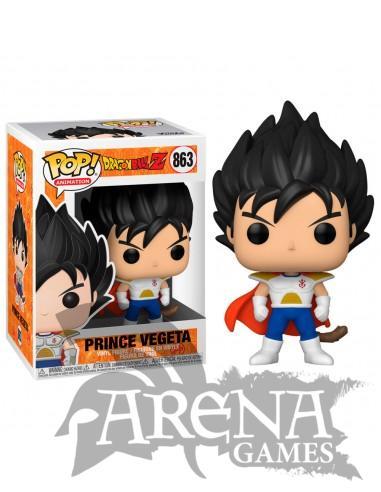 Funko - POP! Dragon Ball Z – 863 Prince Vegeta