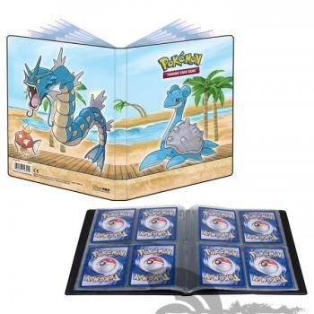 Álbum – 4 Bolsillos – Ultra Pro – Pokémon Galery Series Seaside 4