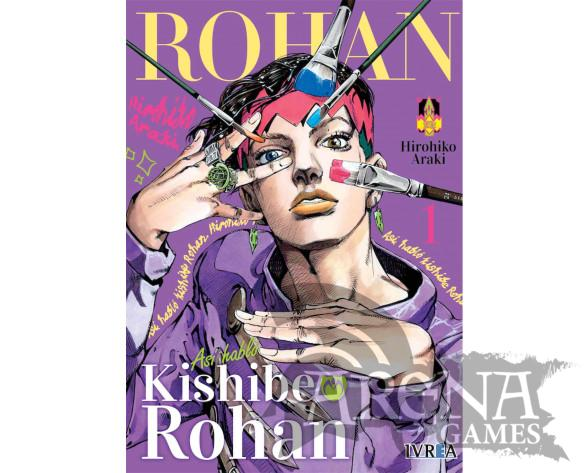 ASI HABLO KISHIBE ROHAN #01 - Ivrea