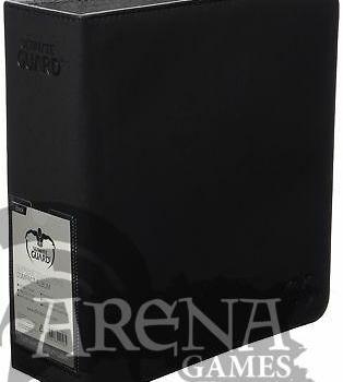Álbum – Ultimate Guard - 4 Bolsillos Supreme Collector's Compact XenoSkin Negro