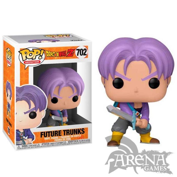 Funko - POP! Dragon Ball Z – 702 Trunks Sword