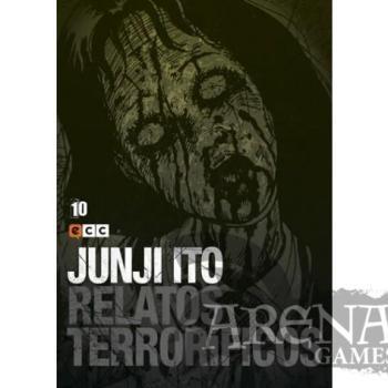 Junji Ito: Relatos terroríficos núm. 10 de 18