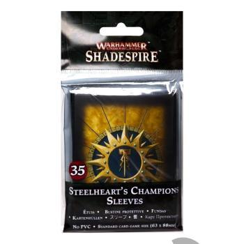 35 Fundas – Warhammer Shadespire – Steelheart's Champions