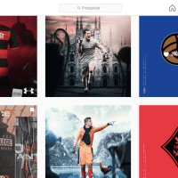 Designer redesenha escudos de clubes tradicionais