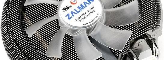 Zalman VF2000, cooler GPU si CPU