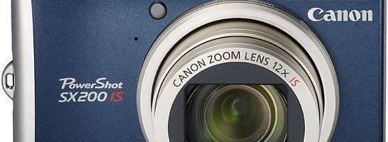 Canon are 10 noi compacte