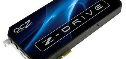 OCZ lanseaza un SSD pe PCI-E
