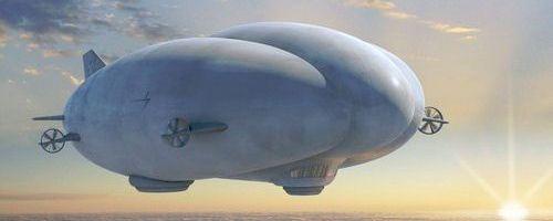 Lockheed Martin trece la dirijabile