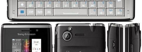 Sony-Ericsson Xperia X2
