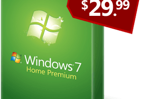 Windows 7 cu 30$ pentru studenti