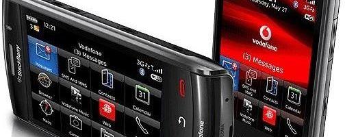 BlackBerry aduce Storm 2