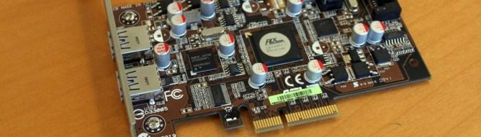 ASUS U3S6, prima placa USB 3.0