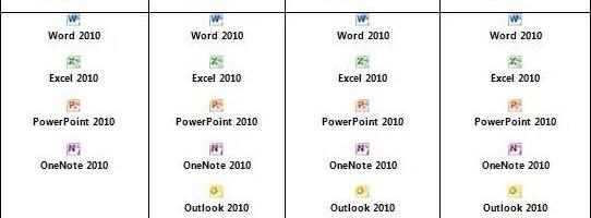Office 2010 pretuit