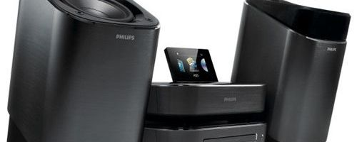 Philips SoundSphere, sistem audio