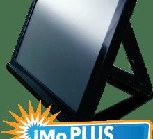 iMo Plus, touch screen de 10″