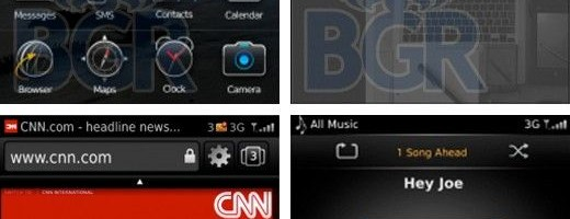 BlackBerry OS se apropie de 6.0