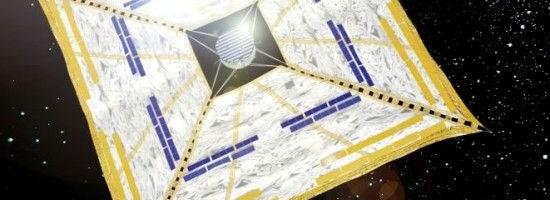 Prima panza solara lansata