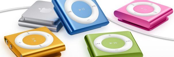 iPod-uri noi de la Apple