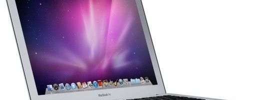 Procesorul din Apple MacBook Air