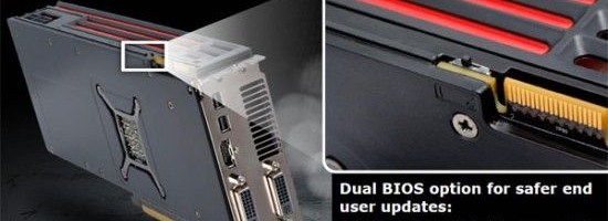 AMD Radeon HD 6970 si HD 6950