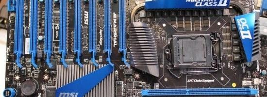 Placa de baza cu 8 PCI-E 16x