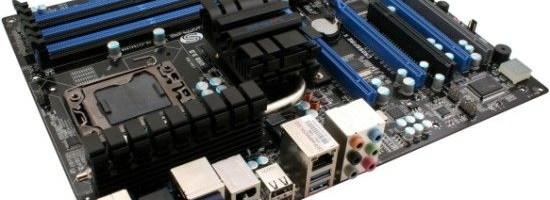 Sapphire are placi de baza Intel