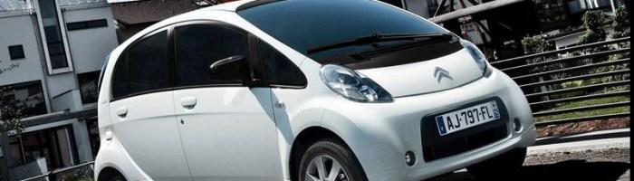 C-Zero, prima masina electrica in Ro