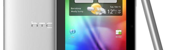 HTC Flyer – tablet PC