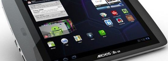 Si Archos are tablet PC-uri noi