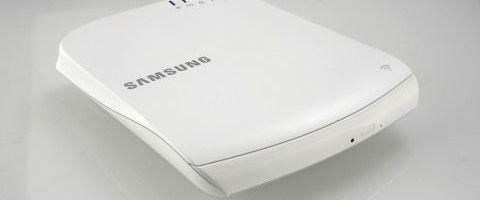 Unitate optica wireless de la Samsung