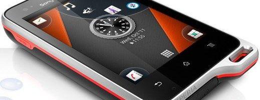 Sony-Ericsson Xperia Active