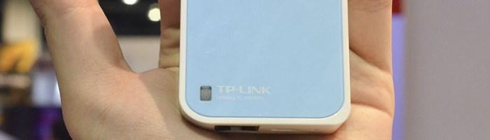 TP-Link prezinta cel mai mic router