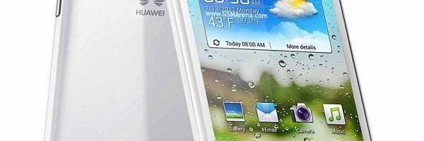 MWC: Huawei Ascend D Quad XL