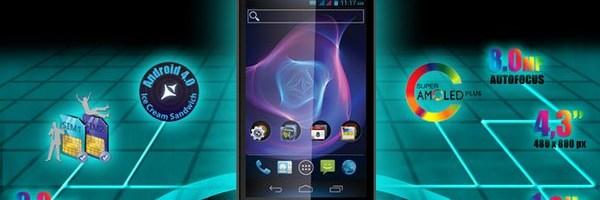 AllView AllDro P4, smartphone dual-sim
