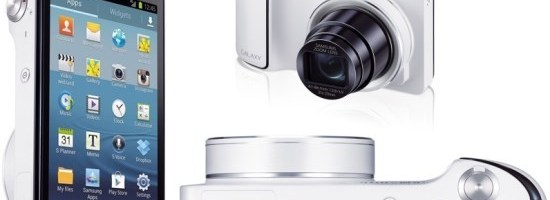 IFA 2012: Samsung Galaxy Camera
