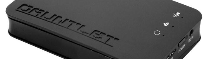 HDD extern wireless: Gauntlet 320