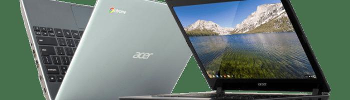 Chromebook-urile au depasit Mac-urile in vanzari