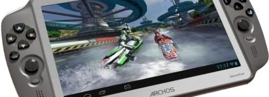 Archos are tableta gaming