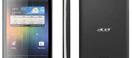 Acer Liquid Q1: smartphone cu Intel Atom