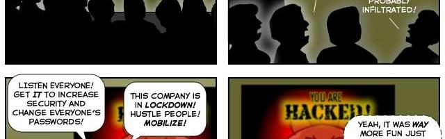 Parodie IT: iWatch, Stackoverflow si hackeri