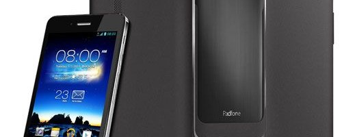 MWC 2013: ASUS PadFone Infinity